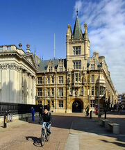 RealWorld Gonville and Caius College