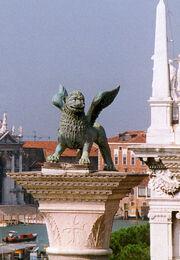 RealWorld Lion of St Mark