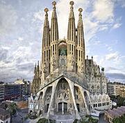 RealWorld Sagrada Familia