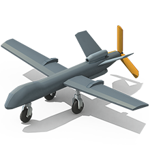 UAV-10 Unmanned Aircraft L1
