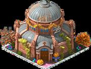 Abandoned Planetarium