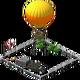 Decoration Air Balloon Launch Pad