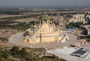 RealWorld Jain Temple in Palitana