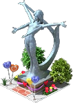Decoration Mermaid Sculpture