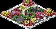 Enchanting Flowerbed