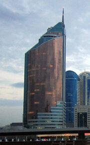 RealWorld Transportation Tower