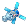 MS-47 Rocket Manned Vehicle