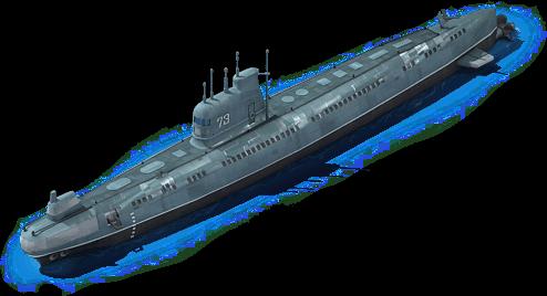 DS-28 Diesel Submarine L1