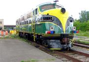 RealWorld Virginia Locomotive Archs