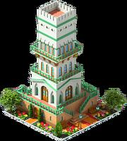 White Tower Pavilion