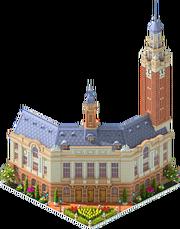 City Hall of Charleroi