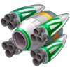 MS-54 Rocket Booster