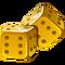 Asset Golden Dice