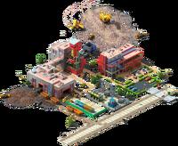 Iron Ore Industrial Center L1