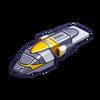 IL-38 Interstellar Liner Nose Cone