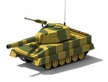 LP-45 Light Tank L1
