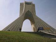 RealWorld Azadi Tower