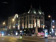 RealWorld Hotel Moskva (Night)