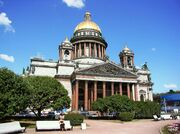RealWorld Saint Isaac's Cathedral
