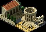 The Delphi Sanctuary
