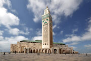 RealWorld Hassan II Mosque