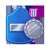 Badge Military Level 49