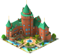 Hjularod Castle