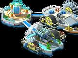 Hydro Generator Station