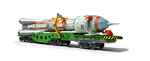Icon CS-38 Cargo Rocket