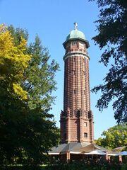 RealWorld Jungfernheide Park Water Tower