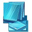 Asset Reinforced Glass