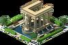 Decoration Acropolis Park