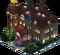 Fleck-Paterson House (Night)