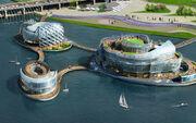 RealWorld Drifting Islands Cultural Complex