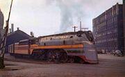 RealWorld Milwaukee Locomotive Arch