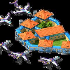Capital Airport Terminal C