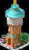 Water Tower in Trebon