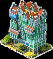Zaandam Hotel