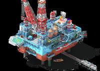 Oil Platform L2
