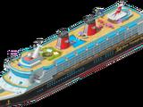 Bon Voyage Cruise Liner