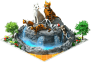 Cat City Fountain