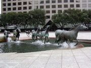 RealWorld Mustangs of Las Colinas