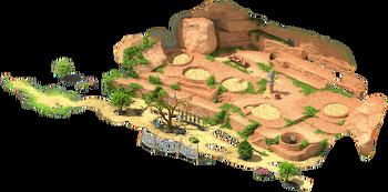 Mountain Settlement Initial
