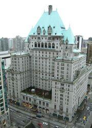 RealWorld Fairmont Hotel