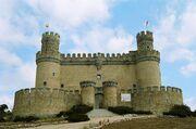 RealWorld New Castle of Manzanares el Real