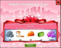 Valentine's Day Start Gift