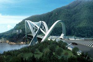 RealWorld Aegaeon Railroad Bridge