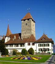 RealWorld Spiez Castle