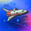 Space Race I Logo