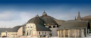 Stephaneum - Campus in Piliscsaba,Hungary